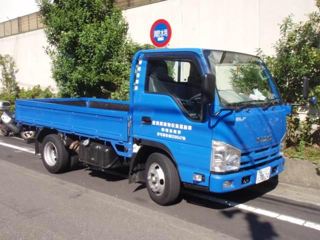 2tトラック(キャブオーバ)