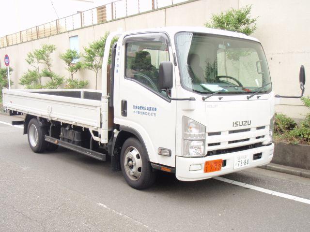 3.5tトラック(キャブオーバ)