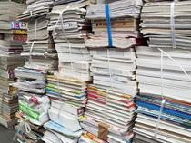 古紙や不要の段ボール、粗大ごみなど大掃除不用品回収のご提案